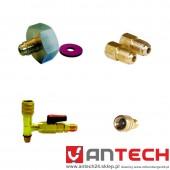 Adaptery, redukcje i przejściówki do węży i urządzeń klimatyzacyjnych