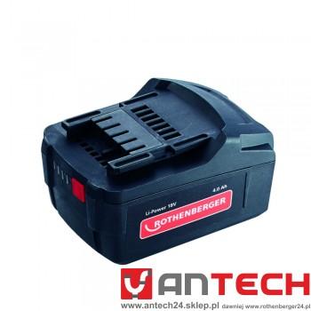 Akumulator 18 V 4.0 Ah