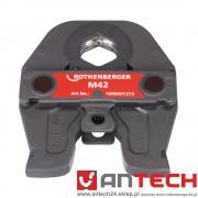 Szczęki zaciskowe trzyelementowe ROTHENBERGER - M42 M54 TH50 TH63