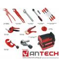 Zestawy narzędzi, walizki i torby narzędziowe