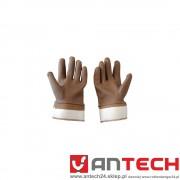 Rękawice prowadzące gumowane do spiral